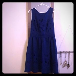 Betsey Johnson size 12 fit and flare dress